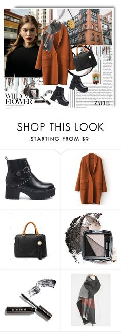 """""""Platform Boots"""" by merylicious91 ❤ liked on Polyvore featuring Avon, Bobbi Brown Cosmetics and zaful"""