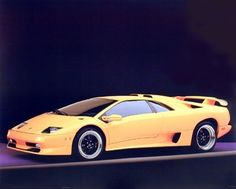 Lamborghini Diablo is a high-performance mid-engine sports car that was built by Italian automaker Lamborghini between 1990 and 2001. It was the first Lamborghini capable of attaining a top speed in excess of 200 miles per hour (320 km/h).