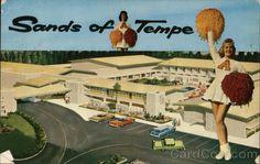 Sands of Tempe Motor Hotel Arizona