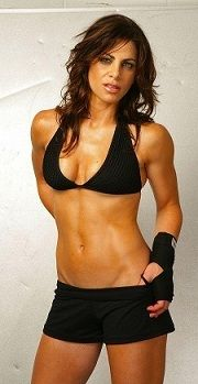 I feel motivated to look like Jillian Michaels right now.