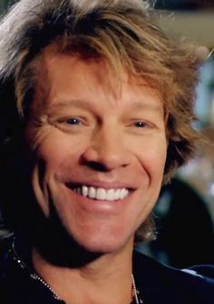 4) that Bon Jovi smile....Aww Jon Bon Jovi, best smile in the world!  I CONTROLLED MYSELF AND DID NOT PIN THE BEEF-CAKE PIC.....