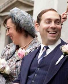 my babies getting married (Chummy x Peter Call the Midwife)