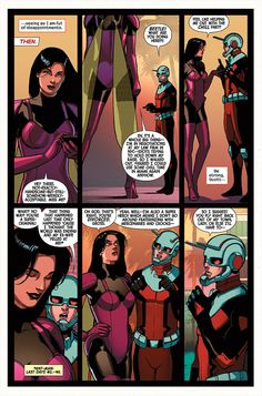 THE ASTONISHING ANT-MAN #4 | Comic Preview | TrailerHeroes
