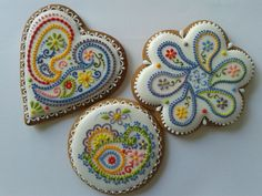 beautiful -- maybe some if my favorite cookies ever.