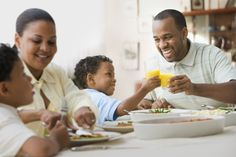 We love this article highlighting the importance of family meals! Via Time Healthland.