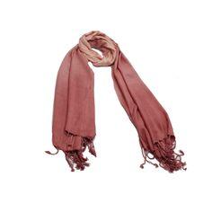 Pashmina Degrade Nude Viscose #pashmina #pashimina #modafeminina #fashion #scarf #scarfs