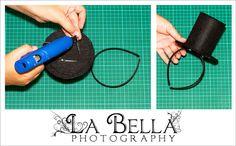 Studio La Bella: D.I.Y. Mini Top Hat