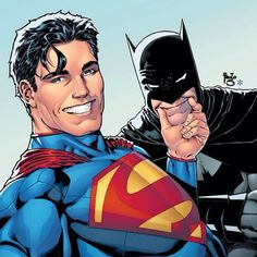 DC Comics Reveals First SELFIE VARIANT Featuring Batman & Superman | Newsarama.com
