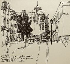 Victoria - Looking up Broughton Street | Flickr - Photo Sharing!