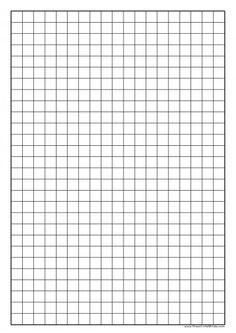 The surprising Free Printable Graph Paper Templates (Word, Pdf) ᐅ Inside 1 Cm Graph Paper Template Word photo below, … Grid Paper Printable, Free Printable, Printable Labels, Printable Worksheets, Make Your Own Graph, Modele Pixel Art, Bar Graphs, Diagram, Printables
