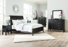 Brighten up your bedroom with this beautiful set from Kimbrell's for an unbeatable price!