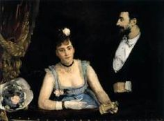 Eva Gonzalès met Édouard Manet in 1869 and was to become his student, colleague and model. Manet is said to have begun a portrait of her at once which was completed on 12 March 1870 and exhibited at Salon in that year. Mary Cassatt, Edouard Manet, Edward Hopper, Edgar Degas, Renoir, Musée D'orsay Paris, Paris France, Paris 2015, French Impressionist Painters