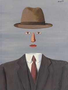 (Belgium) by Rene Magritte Oil on canvas. Architecture Tattoo, Art And Architecture, Conceptual Art, Surreal Art, Rene Magritte Kunst, Wassily Kandinsky, Magritte Paintings, Art Parisien, Roy Lichtenstein