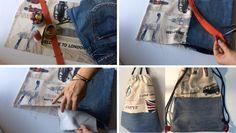 Para hacer turismo, para ir de excursión, para llevar al parque con los niños... ¡Estas mochilas valen para todo! Y hoy vamos a aprender a coser una.