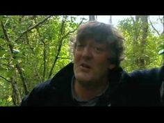 Stephen Fry Watches Rare Bird Hump Zoologist // it's even funnier with the british accent