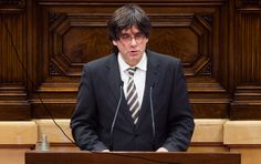 """Catalonia will make unilateral declaration of independence from Spain in the event of """"50 per cent plus one more vote"""" referendum result"""