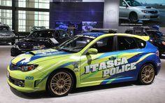 USA - Subaru WRX STI