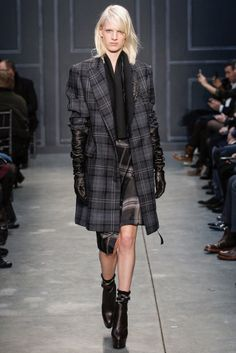 Vera Wang Fall 2014 - NYFW - Fashion Runway