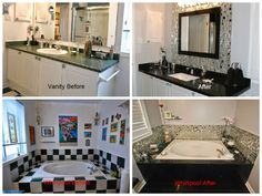 Change the look of your bathroom with Granite Transformations - Minnesota!
