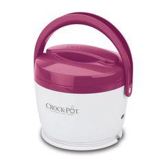 Shop the Crock-Pot® Lunch Crock® Food Warmer, Pink at Crock-Pot.com. If It Doesn't Say Crock-Pot®, It's Not The Original.