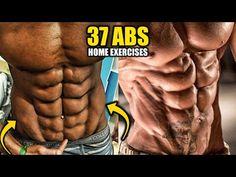 37 EXERCÍCIOS DOMÉSTICOS ABS WOR EXERCÍCIOS ALTERNATIVOS DE GINÁSIO - YouTube Mens Fitness, Fitness Tips, Health Fitness, Fitness Workouts, Gym Workout Tips, At Home Workouts, Perfect Abs, Youtube, Cool Things To Buy