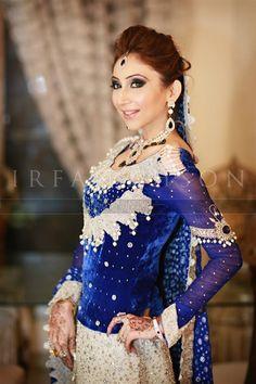 Pakistani Wedding Dresses | Irfan Ahson Photos