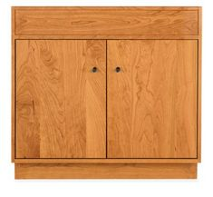 The Linear wood bathroom vanity cabinet is a timeless addition to any bathroom. This vanity is made of domestic walnut, cherry or maple and offers ample storage space. Wooden Bathroom Vanity, Bathroom Vanity Cabinets, Wood Vanity, Modern Bathroom, Bathroom Vanities, Bathrooms, Mid Century Bathroom, Modern Baths, Modern Vanity