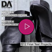 Master in Fashion Design - Domus Academy - Milan