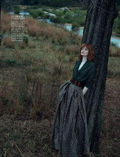 Thairine Garcia by Gui Paganini for Harper's Bazaar Brasil October 2013