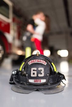 saint louis wedding photographer | ashley fisher photography | engagement picture ideas | must have photos | firehouse epics | firefighter engagement photos | firetruck | fire station engagement session | www.ashleyfisherphotography.com