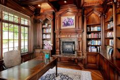 Find details about 1 Ridge View Dr, Atherton, CA 94027 94027 (MLS 81585690 and other similar real estate and homes for sale at Coldwell Banker. Dream Library, World Of Books, Man Room, Luxury Living, Home Office, Home And Family, Real Estate, Library Ideas, Libraries