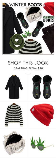 """""""Awesome Winter Boots 3"""" by paculi ❤ liked on Polyvore featuring Diesel, Madewell and winterboots"""