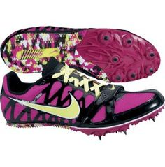 My track shoes best thing ever :)