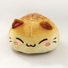 I don't know if any of you remember Neko Pan (a.k.a. CatBread)? Ever since that cute gif animation popped up years ago, I've had a soft spot for food shaped characters. So when I saw the Nyanpan Ca…