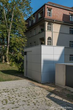 Design Gartenhaus - Projekt in Leipzig by design@garten