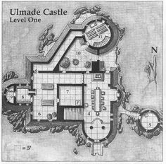 its a castle 1of4