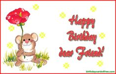 free+birthday+cards+images | To use to card simply copy the code from the text box and paste it ...