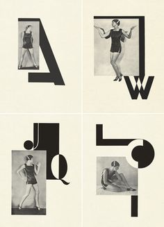 Alphabet by Karel Teige