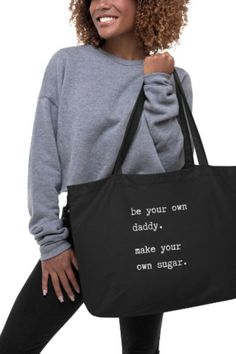 Combine the eco-friendly and comfortable—spacious organic twill tote bag. The sturdy fabric, dual straps, and flat bottom ensure this tote can fit a whole lot of groceries, books, or other essentials.