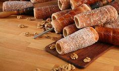 Húngaro chimenea Cake Maker para uso de cocina Trdelnik por nunuart