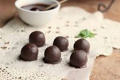 GOOD LIFE  Living Well: RECIPE :Nutty-Chocolate Bon Bons  make your own ca...