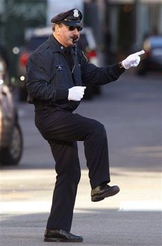 Dancing Cop Tony Lepore Directs Traffic, Gets His Groove On.idea for my tat for my daddy. New Hampshire, Narragansett Bay, Providence Rhode Island, East Coast Travel, All Things New, Trending Now, Lead Generation, Latest Fashion Trends, New England