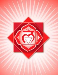 root chakra - Getty Images / New Vision Technologies, Inc.