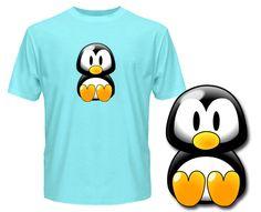 Penguin T Shirts - Wuggle.co.uk - £9.99