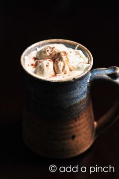 Homemade Mocha recipe that you'll turn to time and again. Made with fresh coffee and homemade hot cocoa mix, this mocha is a favorite.