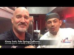 Kimy Sushi in Palm Springs MustangMedic Style Ford Mustang Show MustangM...
