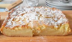 Apple Tart Recipe, Bread And Pastries, No Cook Desserts, Sin Gluten, Sweet Recipes, Food And Drink, Cooking Recipes, Yummy Food, Sweets