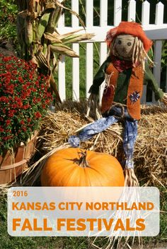 Take advantage of the beautiful fall weather this year to attend these Kansas City Northland area fall festivals. Drink up the warm apple cider, peruse the craft booths, and listen to some local bands.