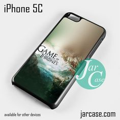 Game of Thrones YP Phone case for iPhone 5C and other iPhone devices