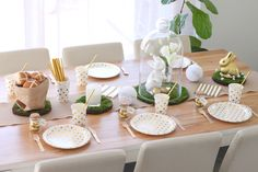 Are you in charge of Easter lunch or brunch this year? Why not glam up your Easter table for the adults! Check out these new super stylish . Easter Lunch, Easter Table, Party Supplies, Table Settings, Table Decorations, Store, Check, Gold, Home Decor